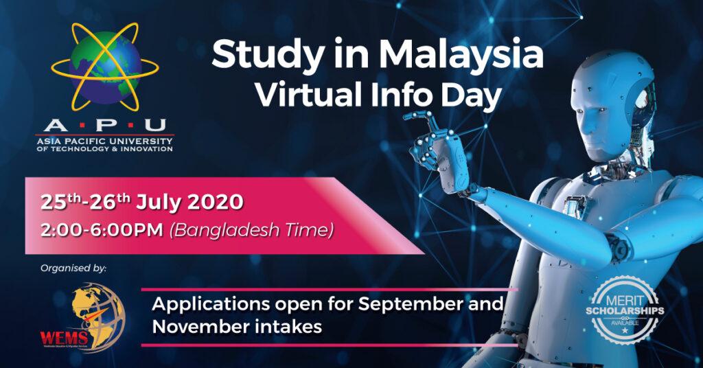 APU study in Malaysia - WEMS
