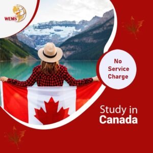 study in canada from bangladesh - WEMS